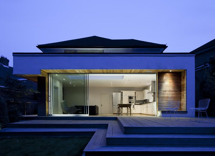 Cut And Pull House London Ashton Porter Architects