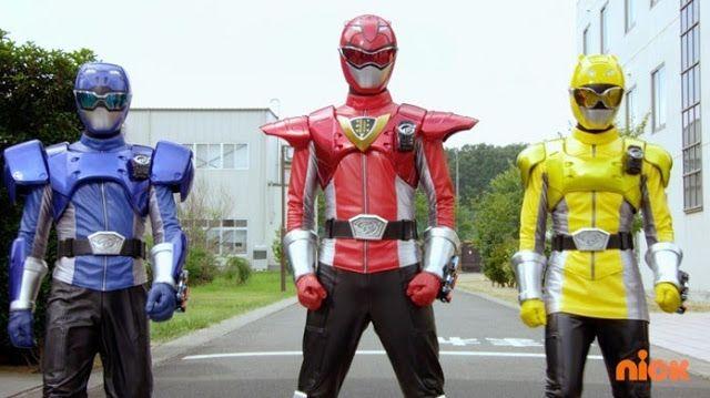 Power Rangers Beast Morphers Season 2 Official First Look Trailer ...