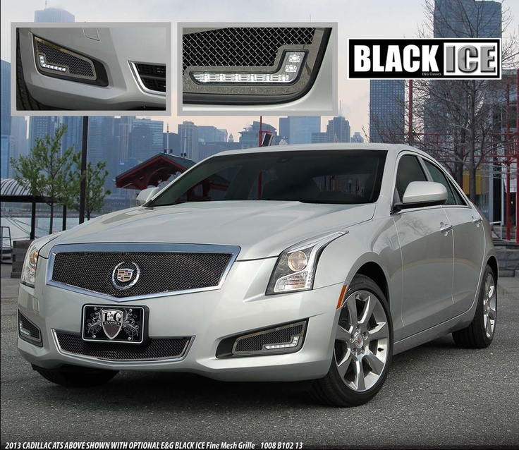 17 Best Images About E&G Cadillac ATS Custom Products On
