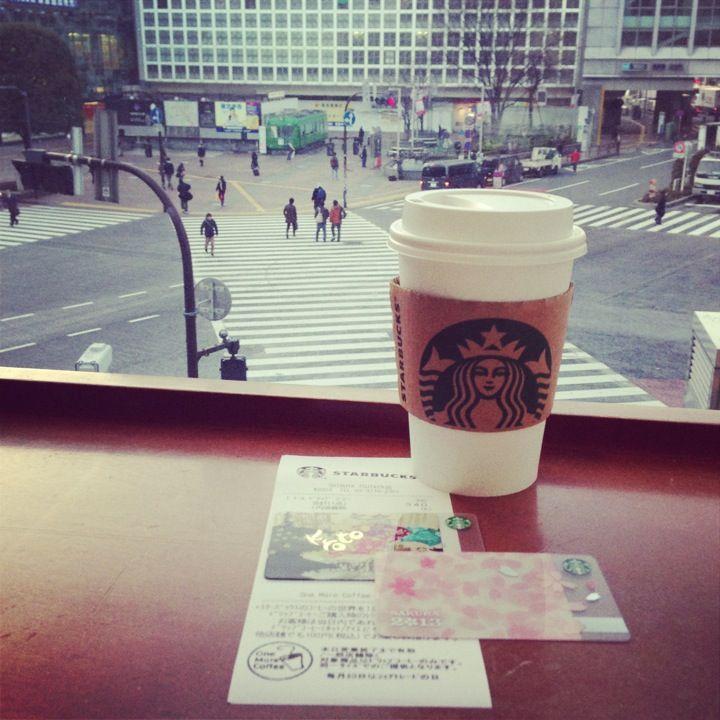 Starbucks Coffee SHIBUYA TSUTAYA店 in 渋谷区, 東京都