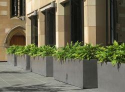 600 Modular Quatro planters