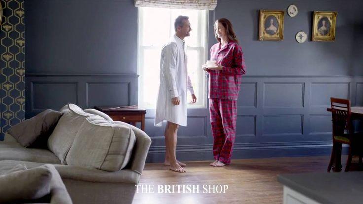 For Ladies and Gentlemen – Flanell-Nachthemden und Flanell-Pyjamas