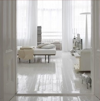 17 Best Images About White Floorboards On Pinterest
