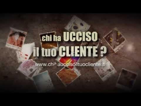 Il primo marketing giallo mai scritto... @giannivacca e #simonalodolo lo presentano con #engage editore...