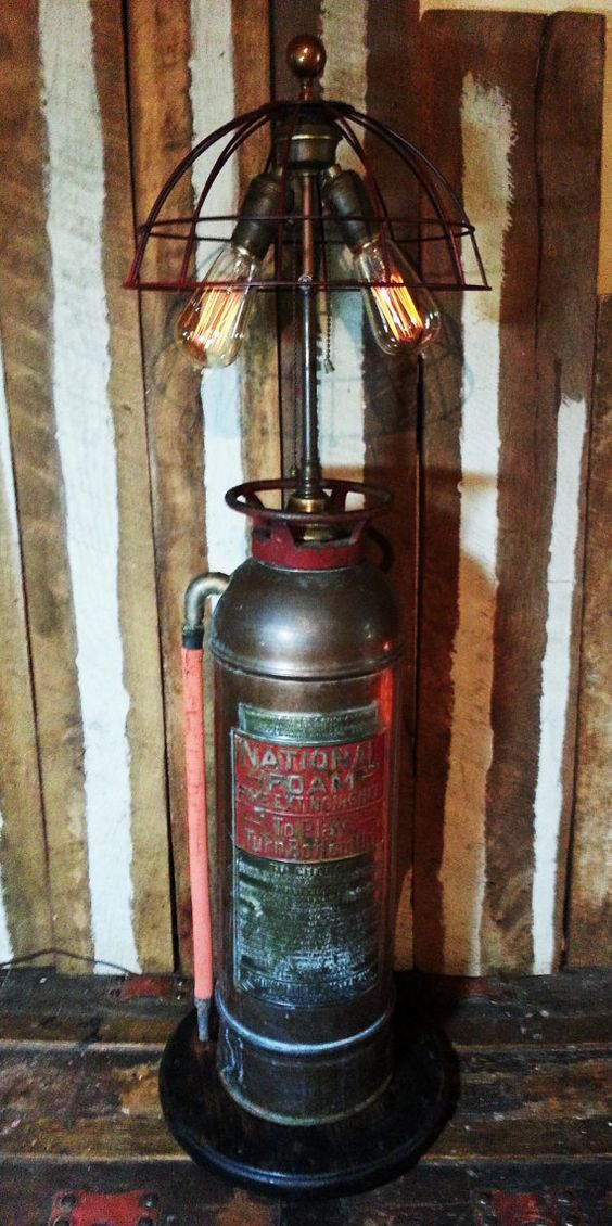 One-of-a-kind Vintage 2 1/2 Gallon National Foam by UrsMineNours