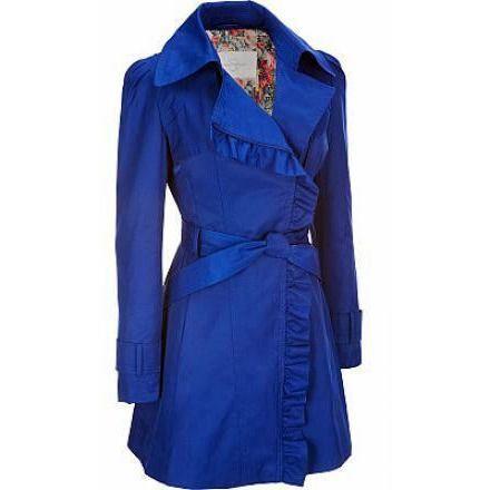 Rendani Womens Leather Coat