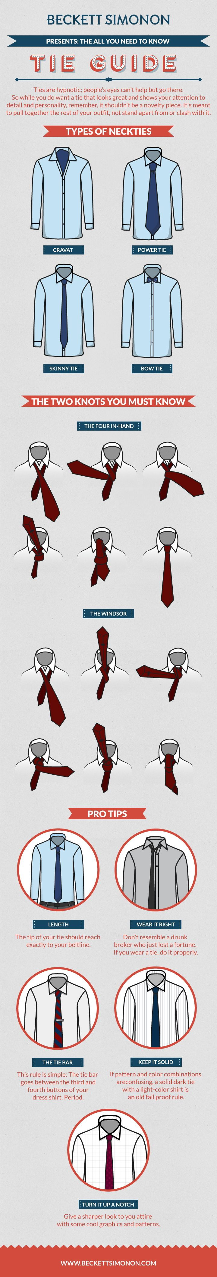 The all you need to know guide about ties - Beckett Simonon - Beckett Simonon