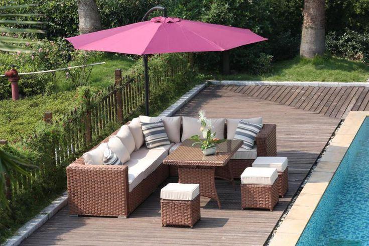 #redparasol #parasol #garden #accessories