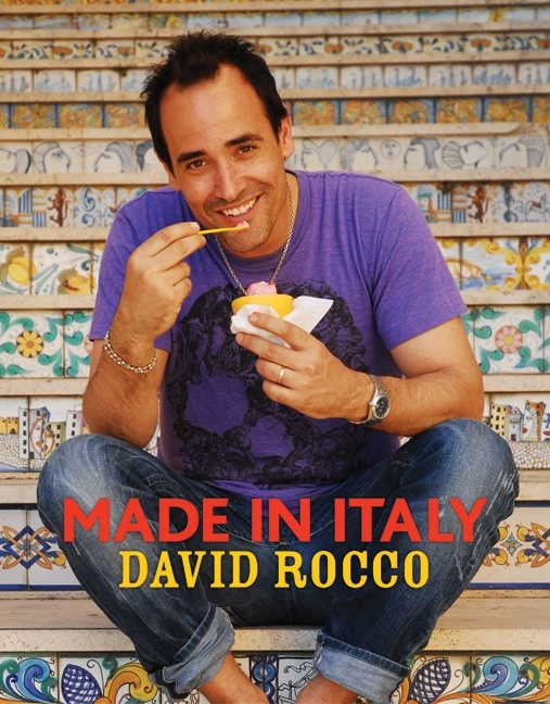 Made in Italy, by David Rocco. Love watching his show on Food Network, Amalfi Getaway.