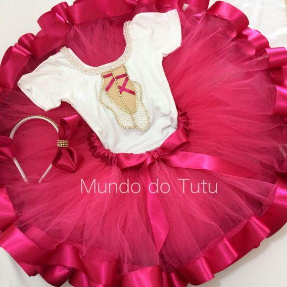 Conjunto Bailarina Glamour