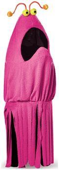 PartyBell.com - Sesame Street Yip Yip Magenta Adult Costume XL
