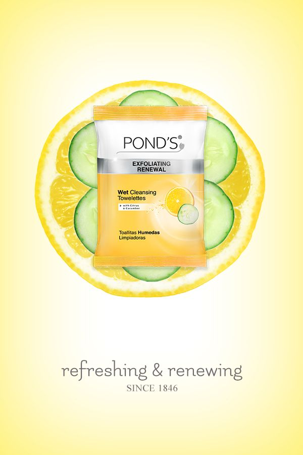 Ponds Exfoliating Cleansing Towelettes reviews, photo