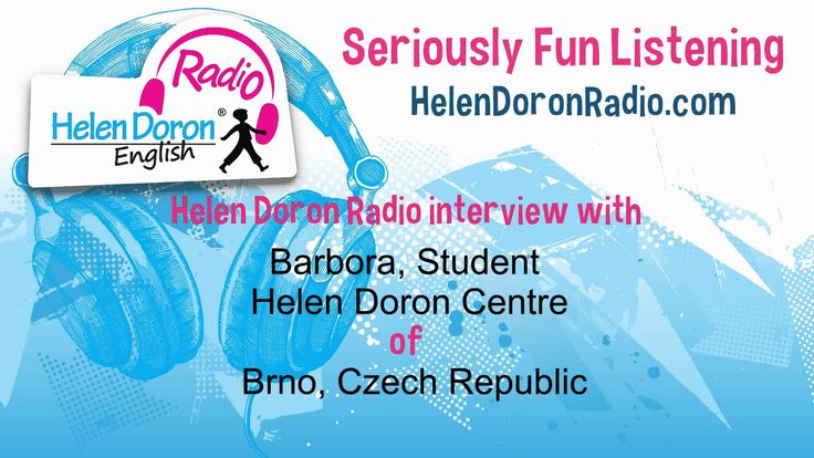 Interview with Barbora - Helen Doron Teen English Student from Czech Republic.