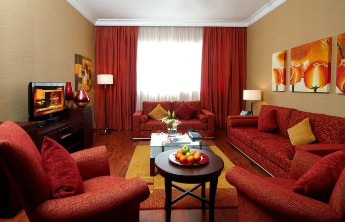20 Beautiful Red Living Room Design Ideas To Consider Red Couch Living Room Living Room Red Red Living Room Color Scheme