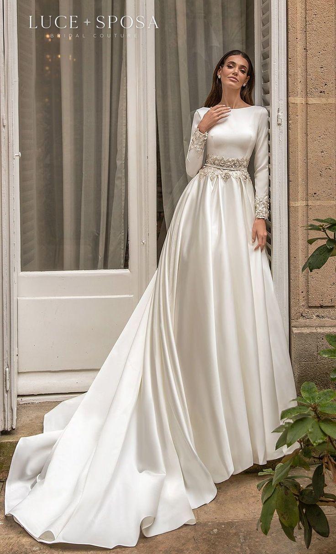 Luce Sposa Spring/Summer 2021 Wedding Dresses Istanbul