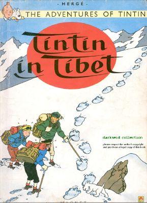 Free download Pdf files: Tintin in Tibet comic pdf
