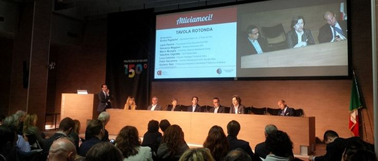 "Assocomunicazione is the most influential Adverting and Media Association; every year the association needs to reach more that 1000 associates and press representatives for its annual conference. ""Get ready – Communicate tomorrow"", was a real collective opportunity for 2014 to discuss topics, refresh ideas and expand networking. Read more on eventboost.com"