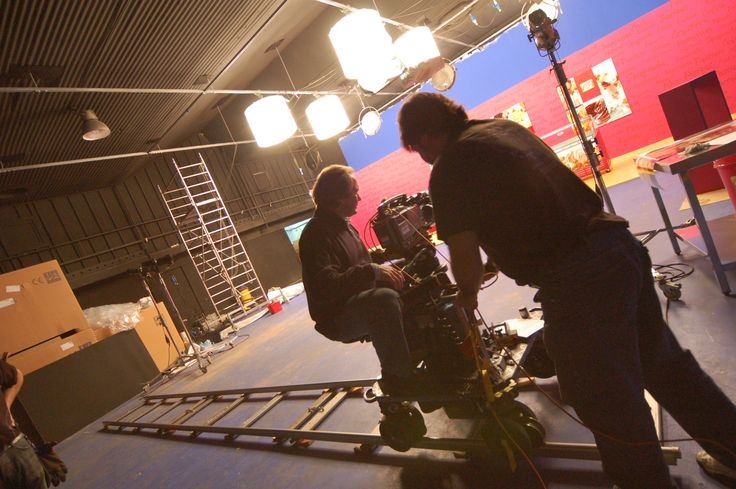 Shooting in Banzai Studio of the spot of Carte D'Or.  Rodaje en Banzai Studio del spot de Carte D'Or.  www.banzaistudio.tv