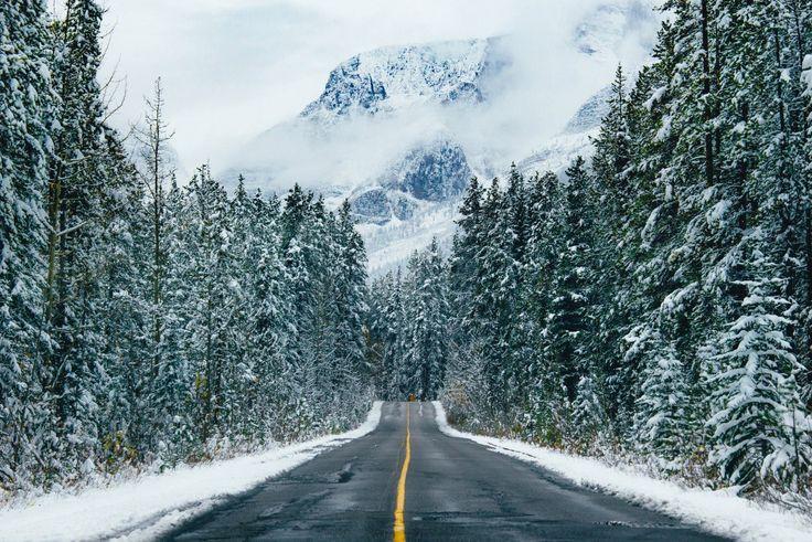 Brian Fulda Национальные парки Банф, Джаспер, провинция Альберта; Канада