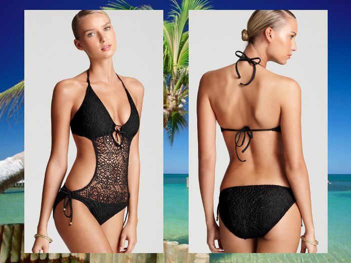 Look your best at the beach or by the pool by sporting one of the hottest swimwear 2013 trends. Monokini swimsuits are hotter than even with a modern style.