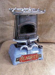 Genuine Vintage Beatrice Paraffin Kerosene Stove