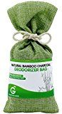 BUY MORE SAVE MORE Great Value SG Bamboo Charcoal Deodorizer Bag Best Air Purifiers for Smokers & Allergies Perfect Car Air Fresheners Remove Smells for Home & Bathroom (Green)