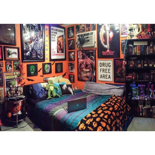 somecrazygirlwithanaxe:I live in a mini museum.