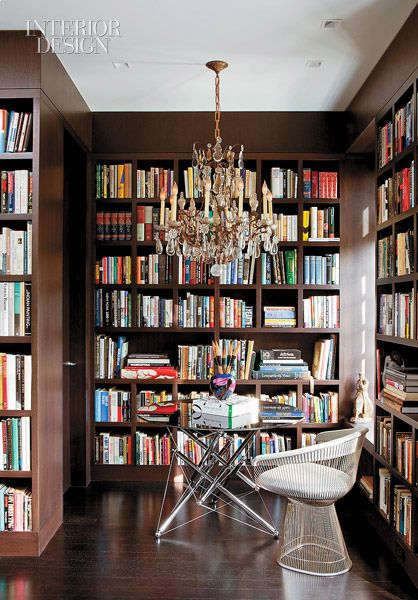 344876-In_the_library_flooring_changes_to_the_wenge_shelving_is_oak_Photograph_by_Peter_Murdock_ | Flickr - Photo Sharing!