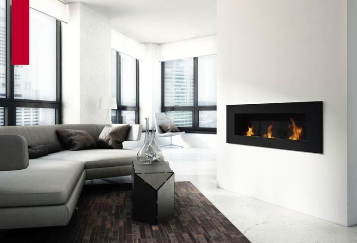 Biokominek DELTA 3 to fantastyczny element dekoracyjny domu lub mieszkania. Biokominek można zamontować na trzy różne sposoby