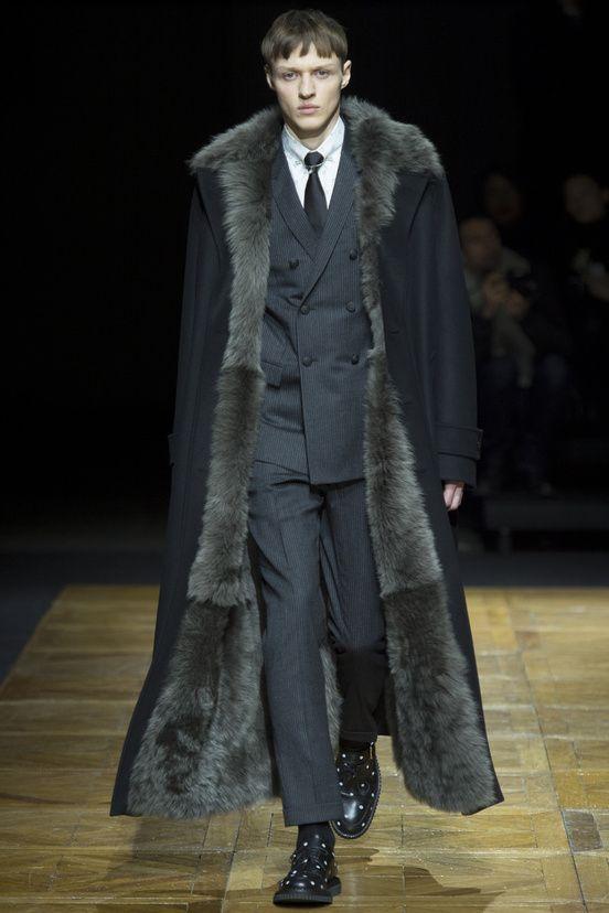 Dior Homme A/W 2014 #PFW