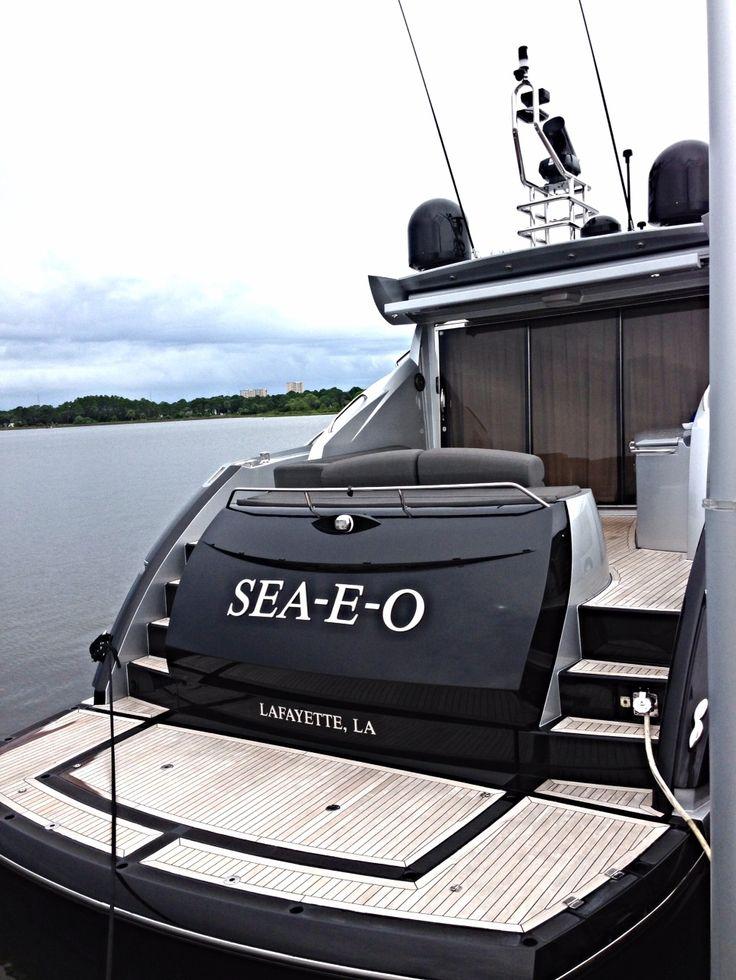The Sea-E-O... Best boat name ever! #CEO #bestboatever Photo credit: Lisa Ellis