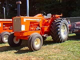 356 Best Allis Chalmers Tractors Images On Pinterest Farmers