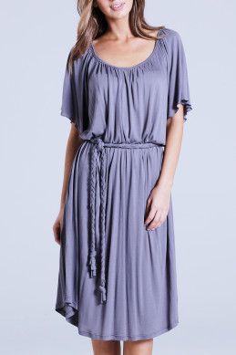 Buy Eb and Ive kaftans online Valencia Dress - Womens Knee Length Dresses - Birdsnest Online Fashion