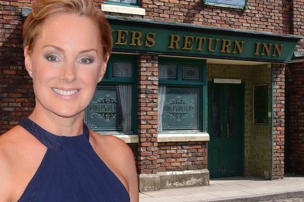 Coronation Street star Sally Dynevor 'worried' about co-stars departures but is enjoying on-screen sex scenes with Joe Duttine - Mirror Online