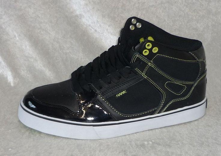Tony Hawk Jersey Sneakers Skateboarding shoes black Men's size 10 NEW  39.99 http://www.ebay.com/itm/Tony-Hawk-Jersey-Sneakers-Skateboarding-shoes-black-Men-039-s-size-10-NEW-/261563028751?