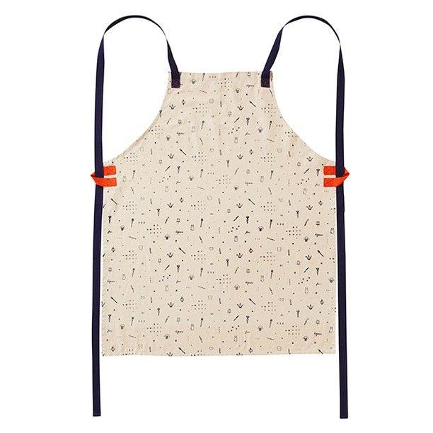 Fashion forward foodies will love our Oishii print apron