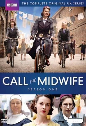 Call the Midwife (2012-2015) S: 1-4 / Ep. 31 / Based on the memoirs of Jennifer Worth; the story follows twenty-two year old Jenny, who in 1957 leaves her comfortable home to become a midwife in London's East End slums. She expects to find a hospital, and is surprised to find that the clinic is a convent: Nonnatus House. Working alongside her fellow nurses and the medically-trained nuns.