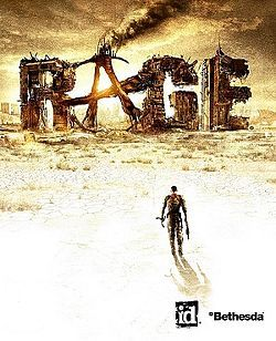Rage - PS3, PC, Xbox 360. Rated M. Created by ID & Bethesda.