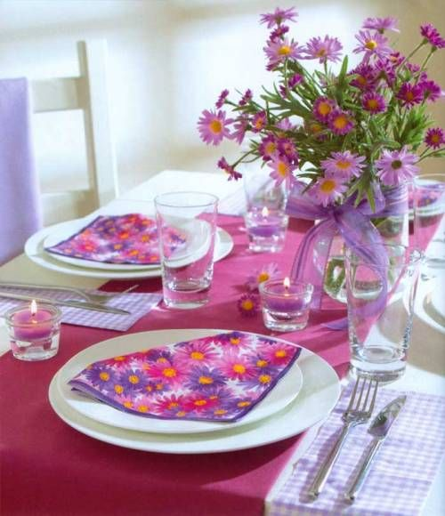 floral arrangements, table centerpieces with beautiful flowers