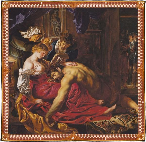 Samson and Delilah.