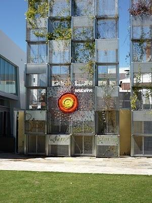 Perth Yarn Bombing