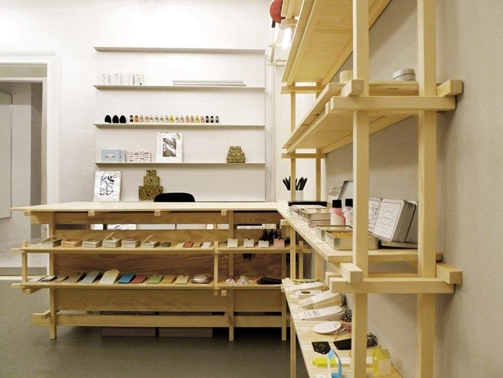 ARCHISEARCH.GR - R.S.V.P. BERLIN / STATIONARY SHOP / YOLK STUDIO