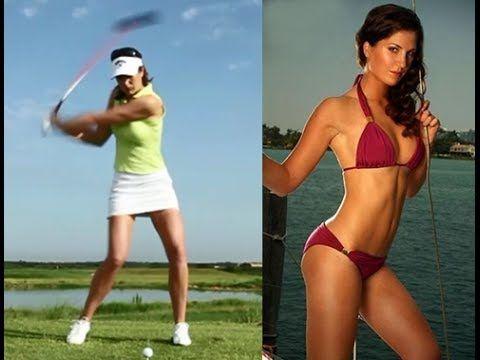 golf digest most beautiful women in golf