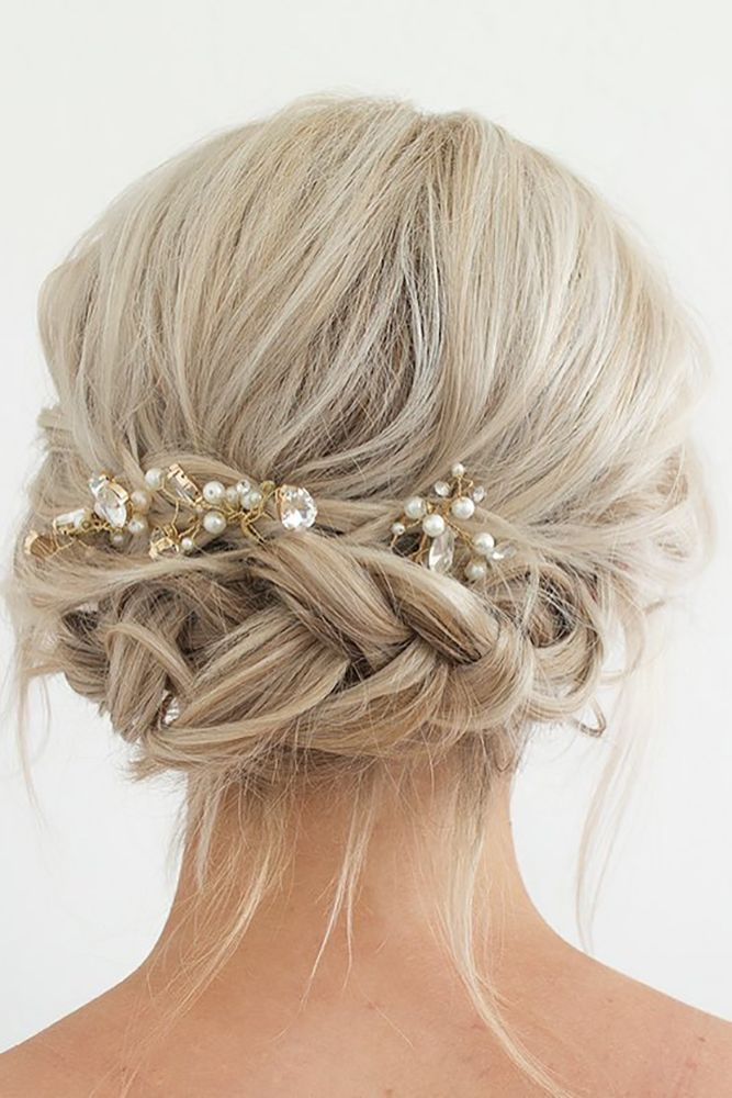 Overwhelming Boho Wedding Hairstyles ❤ See more: http://www.weddingforward.com/boho-wedding-hairstyles/ #weddings