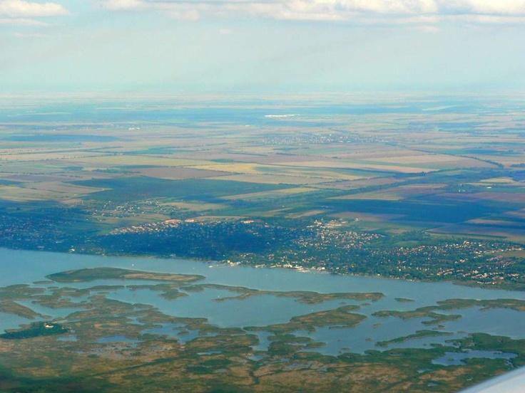 Lake of Velence, Hungary