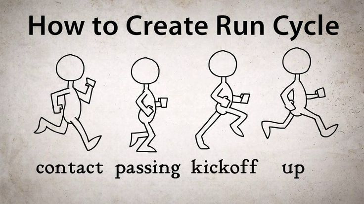 How to Create Run Cycle AnimationComputer Graphics & Digital Art Community for Artist: Job, Tutorial, Art, Concept Art, Portfolio