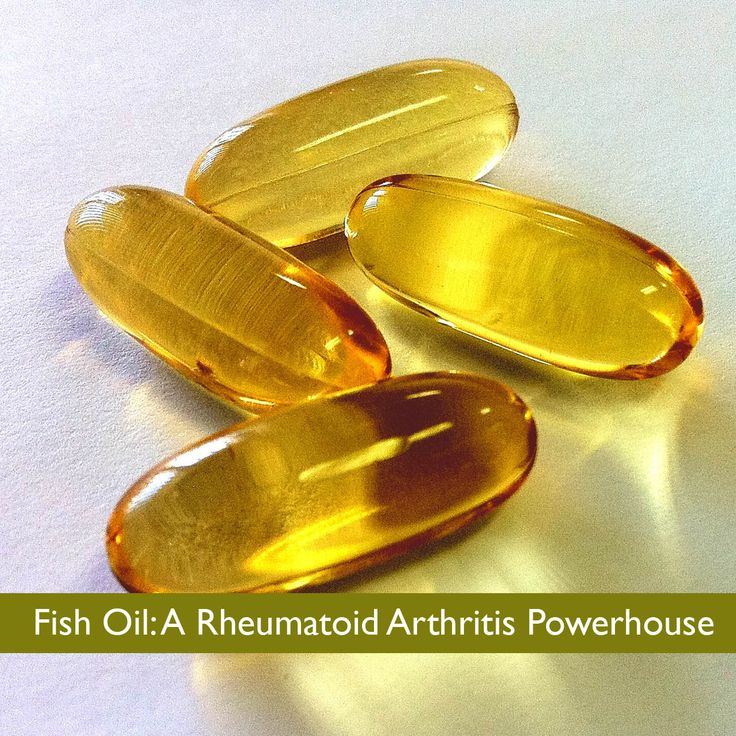 17 best images about omega 3 benefits on pinterest for Fish oil and arthritis