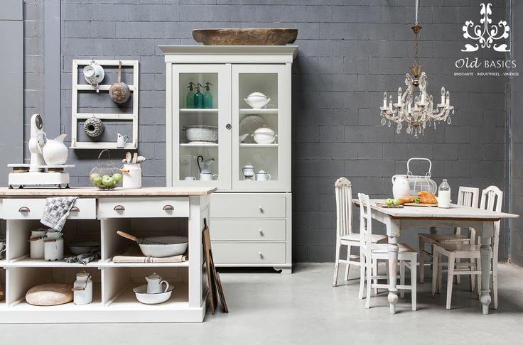 66 beste afbeeldingen over oldbasics keuken op pinterest industrieel klassieke keuken en kasten - Oude stijl keuken wastafel ...