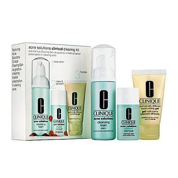 Clinique Anti Blemish Solutions Clincal Clarisng Kit ::
