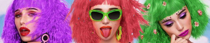 Unicorn Hair | Vegan Semi-Permanent Temporary Hair Color - Lime Crime